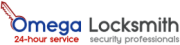 Omega Locksmith logo