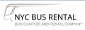 NYC Bus Rental, NY logo