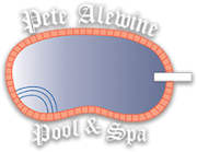 Pete Alewine Pool & Spa logo