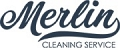 Merlin Cleaning Service logo