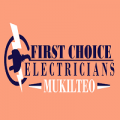 First Choice Electricians Mukilteo logo